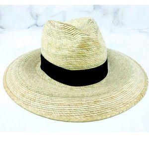 Brooklyn Hat Co. 🆕 Palm Fiber Safari Hat